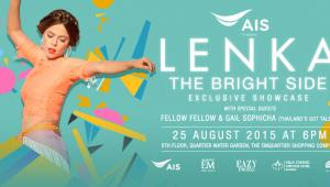 AIS presents LENKA The Bright Side - Exclusive Showcase